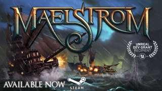 Королевская битва на кораблях: стартовал ранний доступ Maelstrom