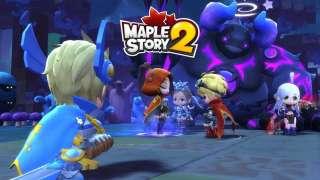 MapleStory 2 выйдет на глобальном рынке