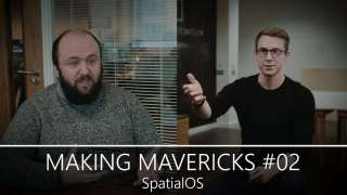 Mavericks — новое видео о технологии SpatialOS