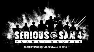 Представлен первый тизер Serious Sam 4: Planet Badass