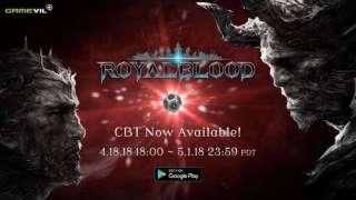 Началось ЗБТ глобальной версии Royal Blood