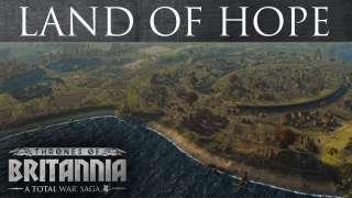 Завораживающий трейлер Land of Hope для Total War Saga: Thrones of Britannia