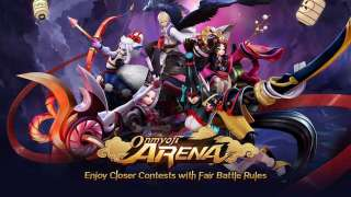MOBA Onmyoji Arena вышла на iOS и Android