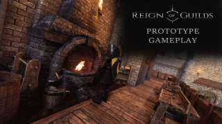 Геймплейное видео прототипа Reign of Guilds