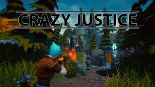 Crazy Justice — новый герой, новое оружие и сплит-скрин