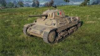 В World of Tanks вернули карту «Провинция» и добавили танки Италии