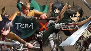 В TERA началось событие, посвященное аниме «Атака титанов»