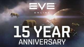 EVE Online празднует пятнадцатилетие