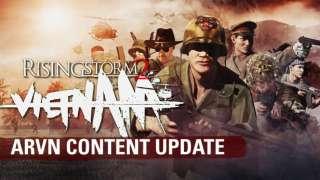 Следующее обновление для Rising Storm 2: Vietnam добавит новые карты и оружие