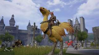 Первые скриншоты Final Fantasy XI Reboot