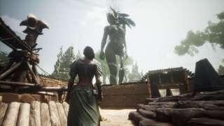 Около 50 000 одновременных игроков пыталось выжить в Conan Exiles на минувших выходных