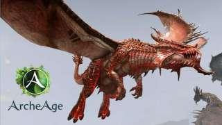 Обновление «Век драконов» для ArcheAge выйдет на этой неделе