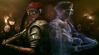 Alibi — новый оперативник в Rainbow Six: Siege