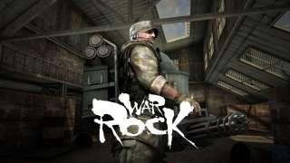 Вышло обновление для War Rock с новыми картами, оружием и ивентом