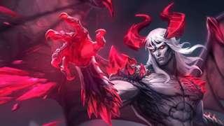 Демонический персонаж появился в Smite вместе с обновлением Lord of Darkness