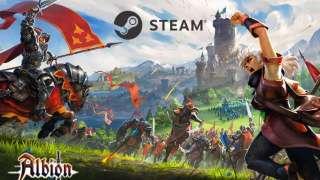 Albion Online вышла в Steam