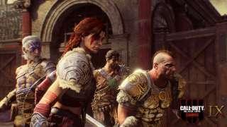 Сюжетные трейлеры зомби-режима в Call of Duty: Black Ops 4