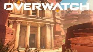 Трейлер новой карты «Петра» для Overwatch