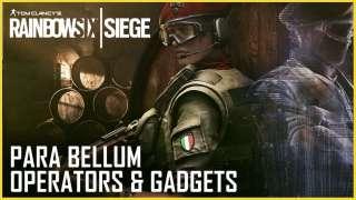 Rainbow Six: Siege — геймплей за новых оперативников Alibi и Maestro