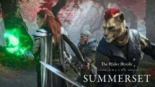 Состоялся релиз расширения Summerset для The Elder Scrolls Online