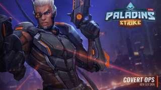 Авторов Paladins Strike обвинили в краже арта из Overwatch