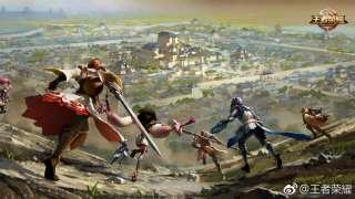 В мобильной MOBA Arena of Valor появится режим «Королевская битва»