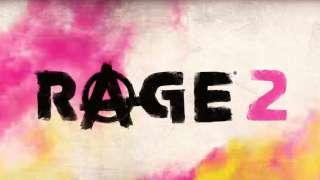 Слухи о мультиплеере в Rage 2 становятся правдивее