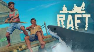 В раннем доступе вышла необычная песочница Raft