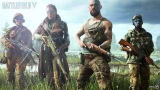 Геймплейный трейлер Battlefield V и дата релиза
