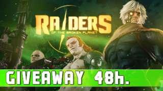 В Steam бесплатно раздают все кампании для Raiders of the Broken Planet