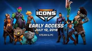Icons: Combat Arena — ранний доступ стартует в июле, но перед этим пройдет ЗБТ