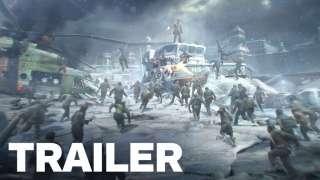 Опубликован геймплейный трейлер World War Z