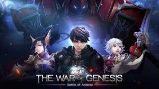 Состоялся софт-запуск стратегической MMORPG The War of Genesis: Battle of Antaria