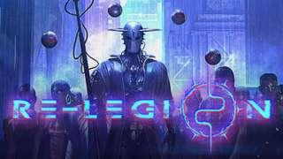 1C официально анонсировала киберпанк стратегию Re-Legion
