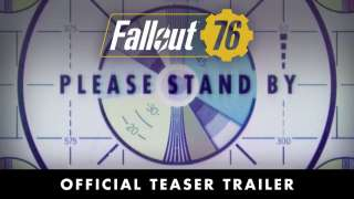 Состоялся анонс Fallout 76