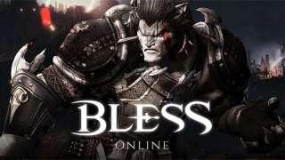 Bless Online официально вышла в раннем доступе