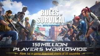Мобильная «Королевская битва» Rules of Survival вышла в Steam