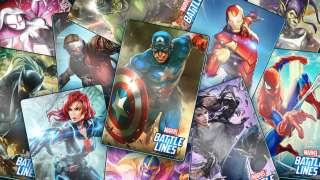 MARVEL Battle Lines — анонс новой карточной игры по вселенной Marvel