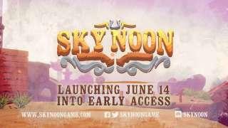 Аркадный вестерн Sky Noon получил дату выхода в раннем доступе