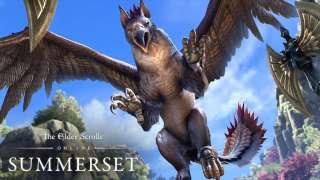 Расширение Summerset для The Elder Scrolls Online добралось до консолей
