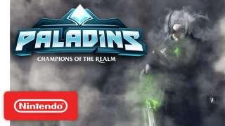 Paladins выйдет на Nintendo Switch с поддержкой кросс-плея