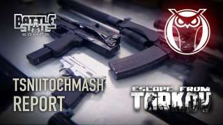 Escape from Tarkov в гостях у ЦНИИТОЧМАШ