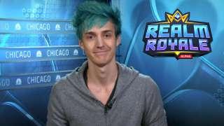 Realm Royale вышел на первое место в Twitch благодаря стримеру Ninja