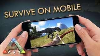 Стала известна дата выхода мобильной версии Ark: Survival Evolved