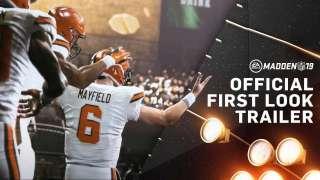 [E3 2018] [EA Play] Анонс Madden NFL 19