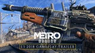 [E3 2018] Metro: Exodus — трейлер с геймплеем
