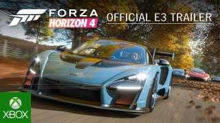 [E3 2018] Microsoft анонсировала Forza Horizon 4