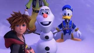 [E3 2018] Новый трейлер Kingdom Hearts 3