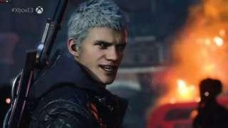 [E3 2018] Официально анонсирован слэшер Devil May Cry 5