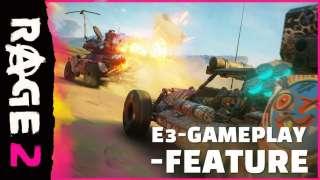 [E3 2018] Геймплейный трейлер RAGE 2 и дата релиза